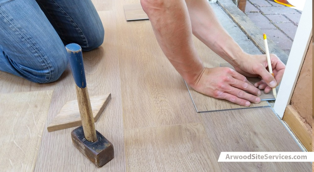 Arwood Site Services | Flooring | (855) 713-6280