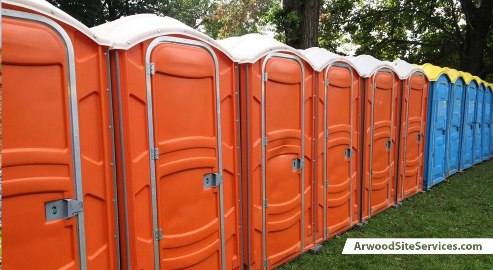 Arwood Site Services | Portable Toilets | (855) 713-6280