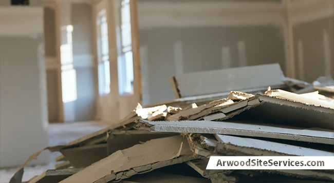 Arwood Site Services | Construction Clean Up | (855) 713-6280